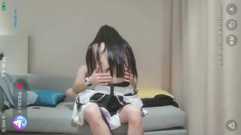 抖音70萬粉絲網紅【安冉】鮑魚嫩的不像話大尺度紫薇寫真視頻