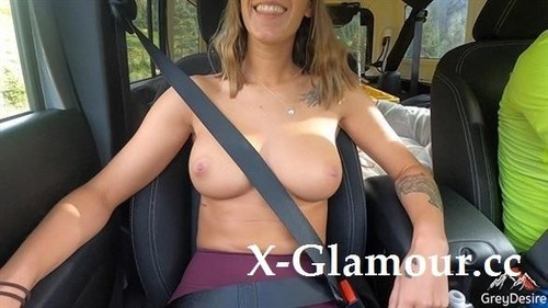 Wild Ride - Fit Babe With Huge Bouncing Boobs! [FullHD]