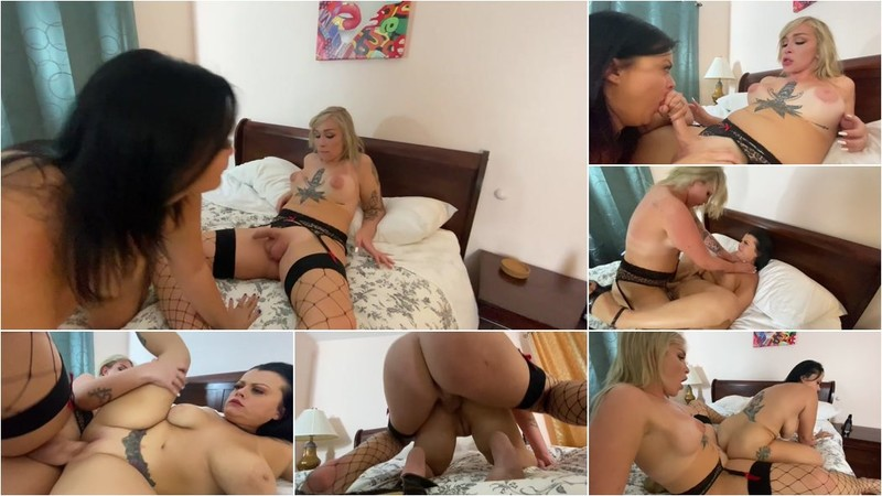 Angelina Please, Nadia White - Fucking Nadia in All 3 Holes - Full - par 1, 2 [FullHD 1080p]