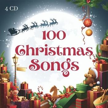 100 Christmas Songs (4CD) (2020) Full Albüm İndir