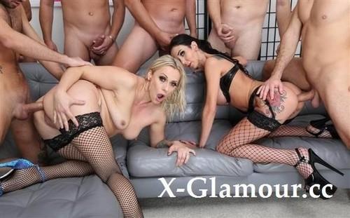 Brittany Bardot, Laura Fiorentino - Balls Deep Anal, Dap, Atm, Anal Fisting, Gapes, Buttrose Gio1629 [SD/480p]
