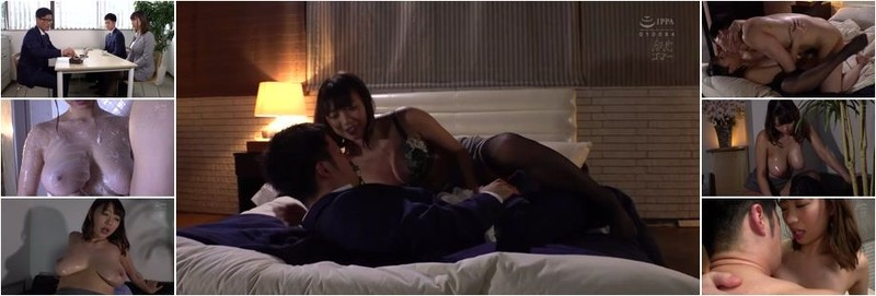 Kiritani Matsuri - My Boss Is Always Looking Down On Me, And She Climbed My Cock To Ride Me Cowgirl Style During Our Business Trip Too, Making Me Give Her My Creampie (HD)