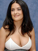 Salma Hayek's Boobs are a Gift From God!.....No, They REALLY Are!
