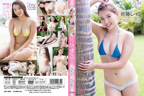 [LCDV-40834] Reimi Sato 佐藤レイミ - Shiny Smile