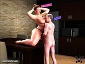 CrazyDad3d - Mother desire forbidden 13 - Full comic