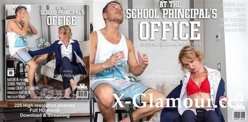 The Hot School Principle Has It In For Toyboys! [FullHD]