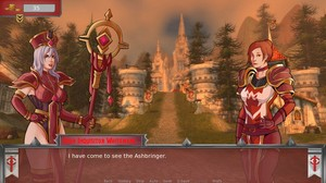 Scarlet Ashbringer - [InProgress Version 0.1.1] (Uncen) 2020