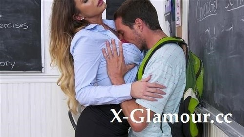 Tyler Nixon, Brooklyn Chase - Full-Stacked Teacher Gets Grinded All Over