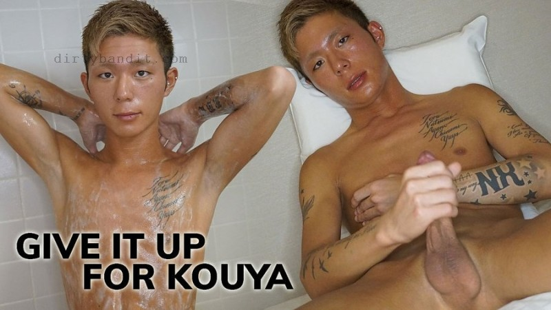 JapanBoyz - Give It Up For Kouya! (Dec 11)