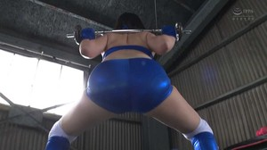 RCTD-321 Busty Female Professional Wrestler Yuri sc1
