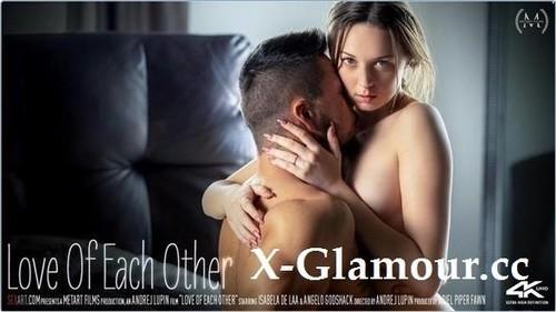 Isabela De Laa, Angelo Godshack - Love Of Each Other [HD/720p]