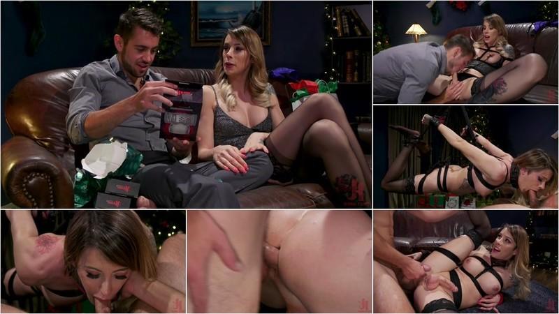 Casey Kisses, Dante Colle - Best Christmas Ever: Gorgeous Casey Kisses Submits To Dante Colle [HD 720p]