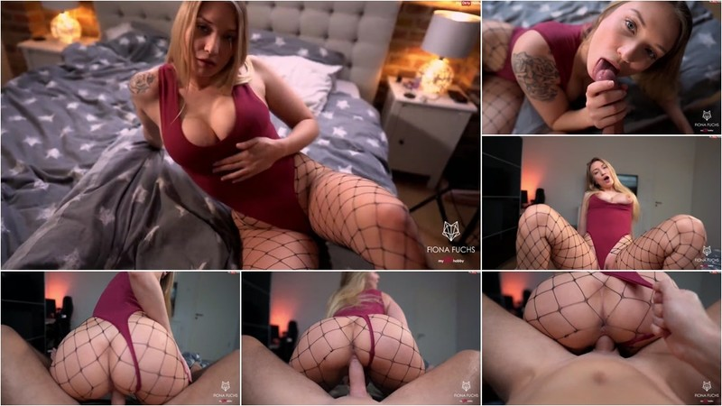 Fiona-Fuchs - Ich reite mich von Orgasmus zu Orgasmus bis zum Creampie (1080P/mp4/178 MB/FullHD)