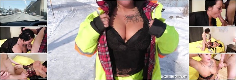 Eva - Eva, 26 Years Old, Quebecois Tease! (FullHD)