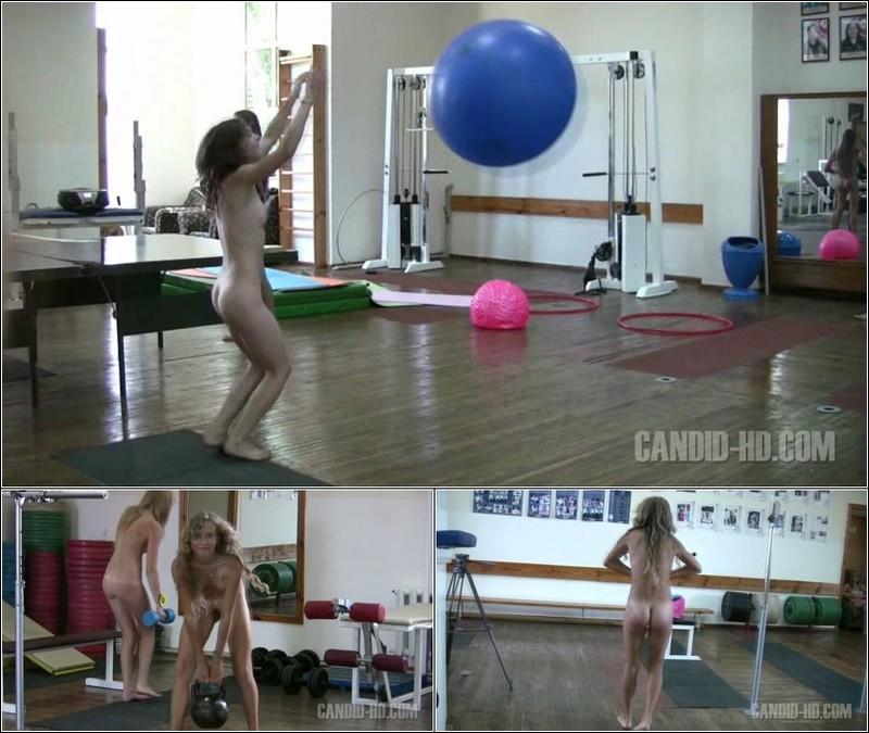 Gymnastics naked girls 239