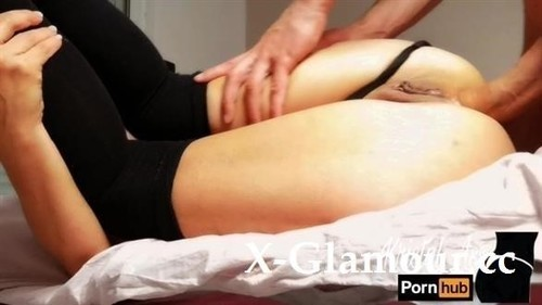 Romantic Anal Fuck Of A Sexy Brunette And Internal Cumshot [FullHD]