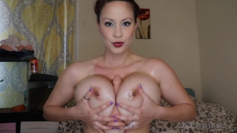 Talia Shepard - Titty Fuck JOI [FullHD 1080P]