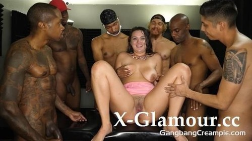 Nicole Sage - Gangbang Creampie 288 [FullHD/1080p]
