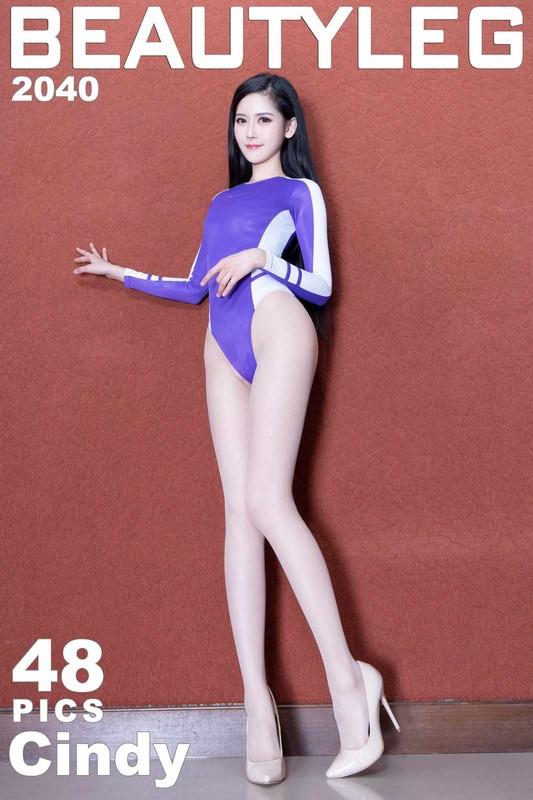 [Beautyleg] 2021.02.19 No.2040 Cindy BeautyLeg美腿写真-第1张