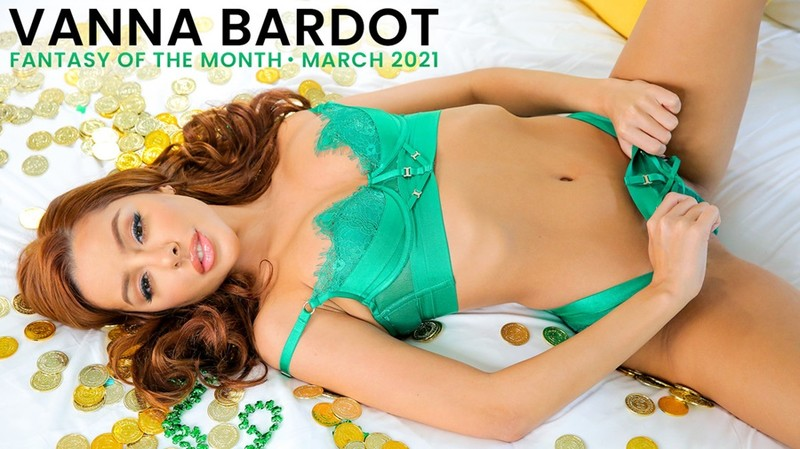 Nubilefilms -  Vanna Bardot - March 2021 Fantasy Of The Month [SD 540p]