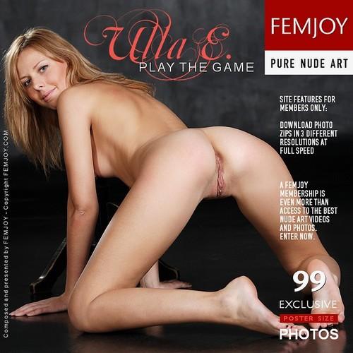 Ulla E - Play The Game (x99)