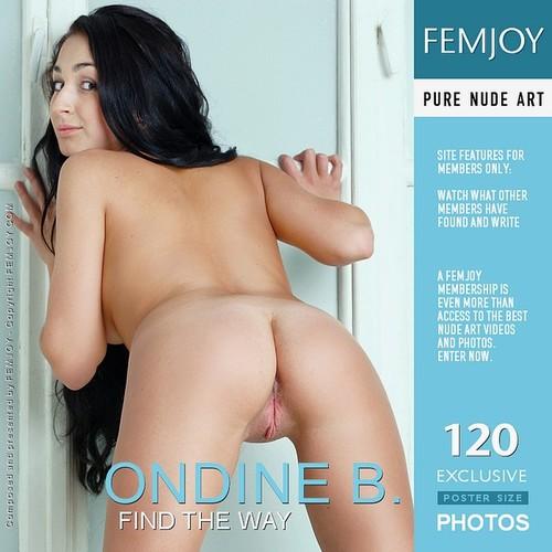Ondine B - Find The Way (x120)
