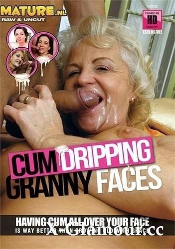 Cum Dripping Granny Faces [SD]