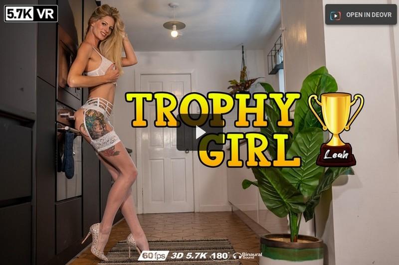 Trophy Girl Leah Oculus Quest2 6k