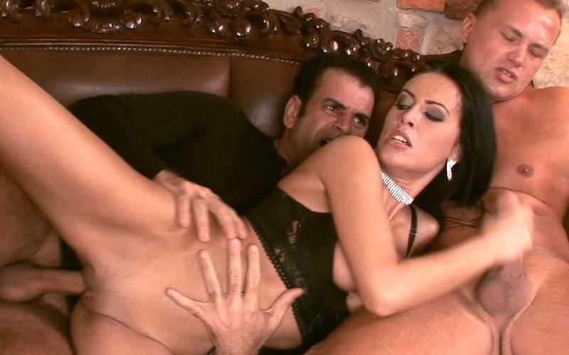 Mela - Bourgeoise Loving Sex With 3 Men - Watch XXX Online [FullHD 1080P]