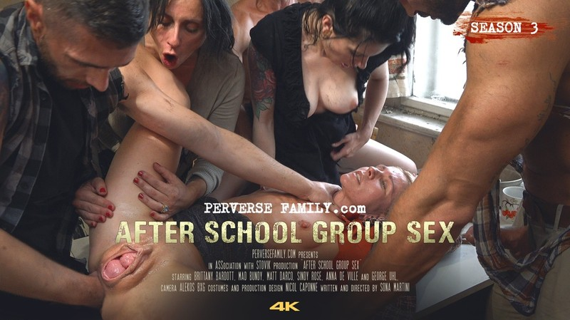 After School Group Sex [FullHD 1080P]
