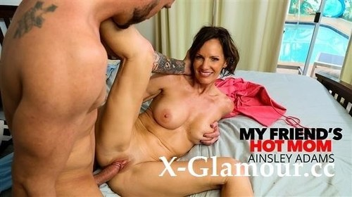 Ainsley Adams - My Friends Hot Mom (HD)