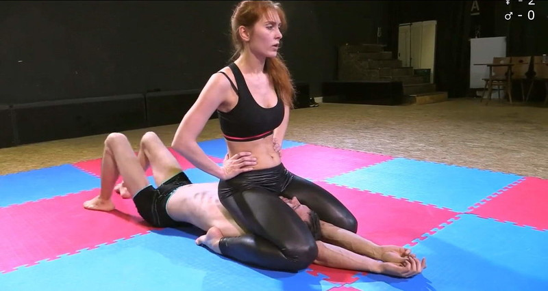 Fightpulse - Nc-110: Akela On Top [HD 720P]