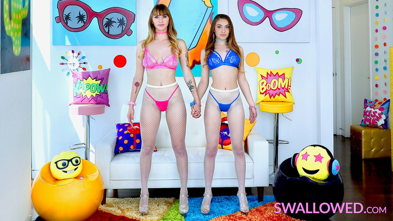 Swallowed - Sera Ryder, Angel Youngs