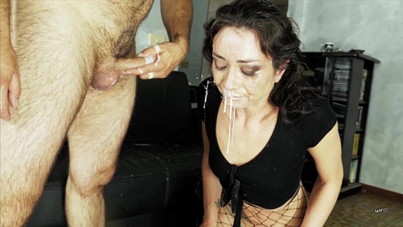 Valentina Bianco - Miserable Slut Throat Slammed [UltraHD/4K 2160P]