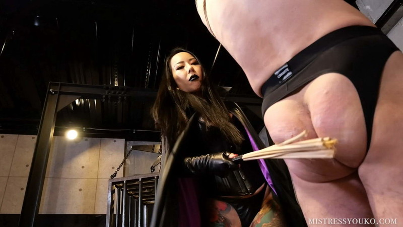 Japanese Mistress Youko - The Villainess With A Black Cloak 3 [FullHD 1080P]