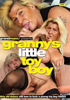 4b4u9kbvozsf - Granny's Little Toy Boy