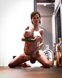 Irrelevant3d - Ellie Alone Time Image Set