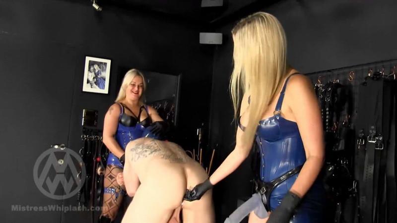 Mistresswhiplash - Wl1495 : Latex Pegging Spitroast For Butt Slut - Watch XXX Online [FullHD 1080P]