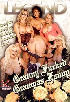 Granny Fucked Grampas Fanny