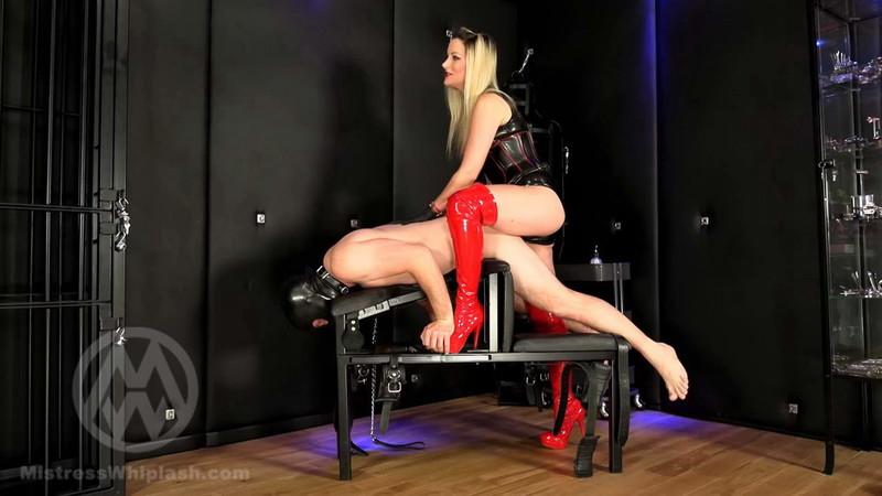 Mistresswhiplash - Encoraged Bi: Trained To Suck A Fat Cock By Nikki Whiplash [FullHD 1080P]