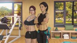 Lexx228 - The F Gym