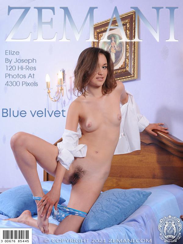 Elize - Blue Velvet  (2021-04-24)