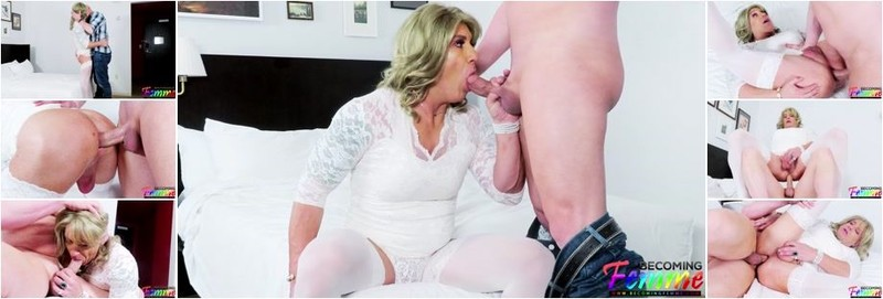 Cherry - Dressed In White But Shes No Virgin (FullHD)