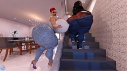 SuperTito - Christina MY Ass set