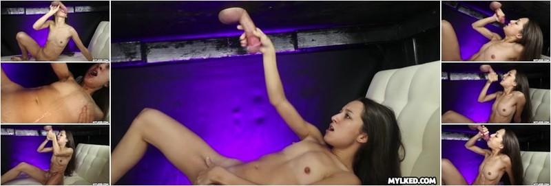 Freya Von Doom - Cock milking by petite Freya (FullHD)