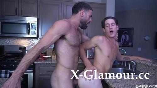 """Ricky Larkin, Tony Orlando in """"Tony Mind Fucks His Hot Boss Raw"""" [HD]"""