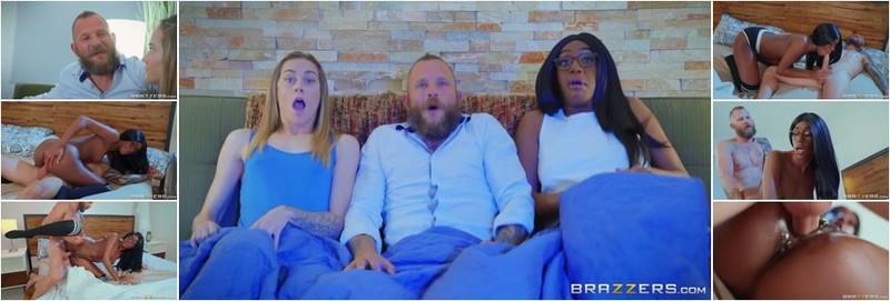 Ashley Aleigh - Sleepover Surprise (HD)