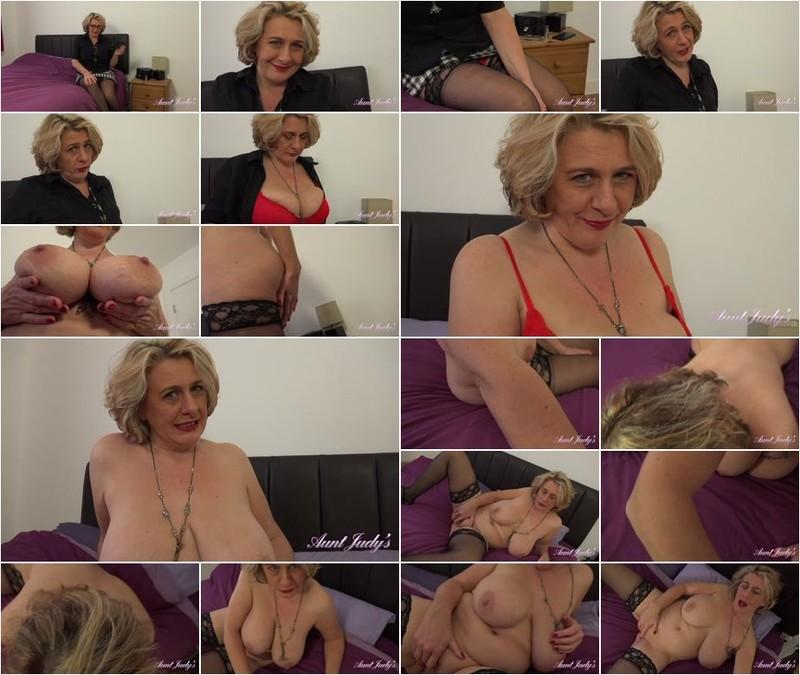 Camilla Creampie - Auntie Camilla Bedroom POV (1080p)