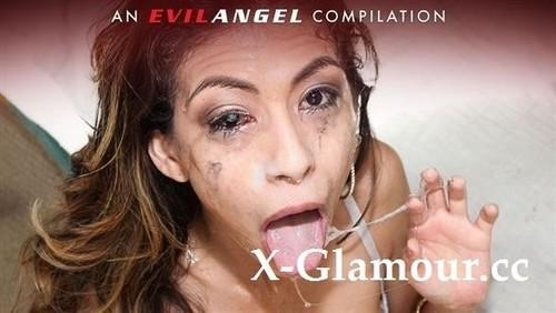 "Gag Reflex Compilation 2 in ""Evil Angel"" [HD]"