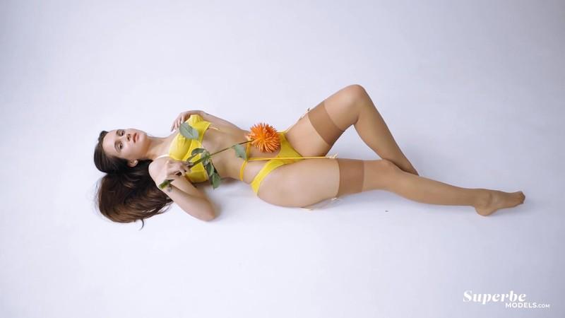Brianna Wolf - Flower Study - 1080p
